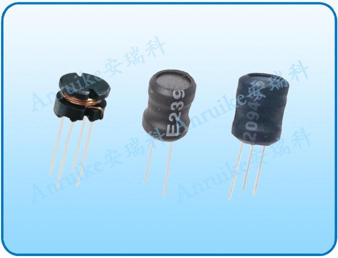 立式插件工字电感